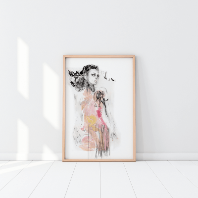 EP Tiger Limited Edition Fine Art Print