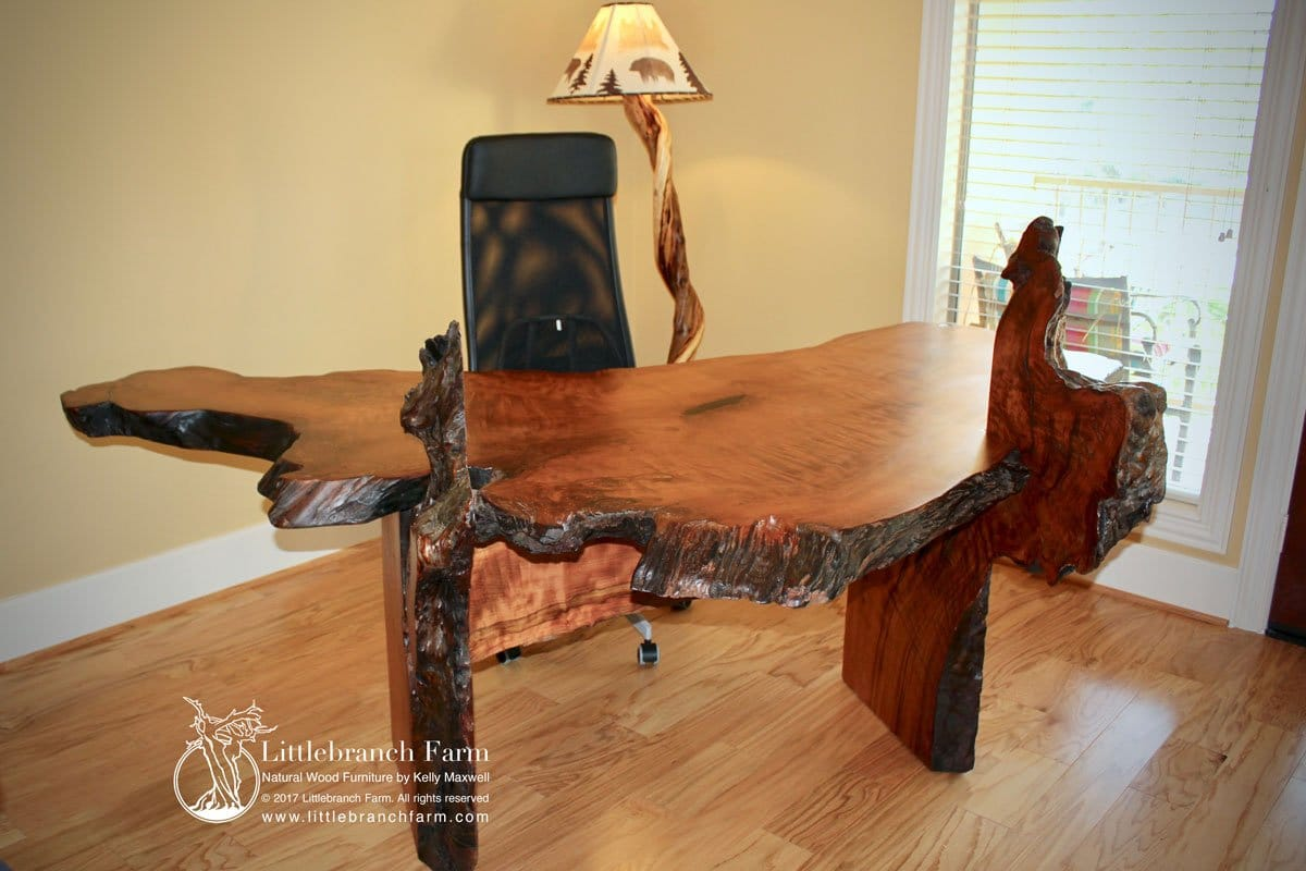 Rustic Desk Whether Home Executive Or Office Desk