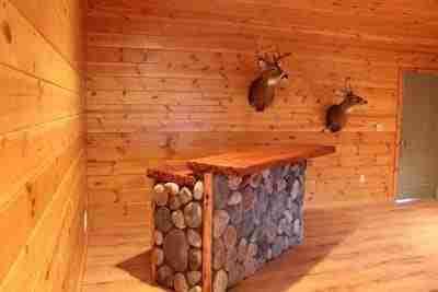 natural wood countertops