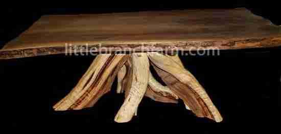 Twisted juniper furniture