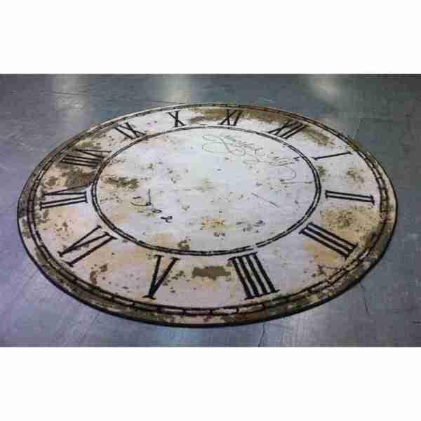 Timeless area rug