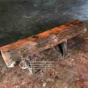 Old growth redwood wood slab