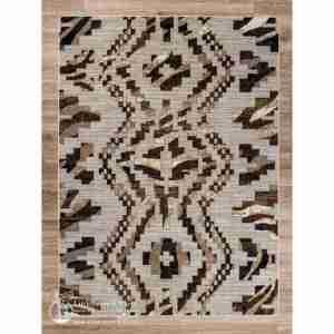 Curio Zebra area rug
