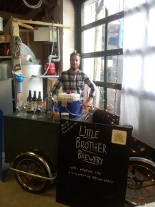 Little Brother Brewery at The Microbrewery Festival in Oslo