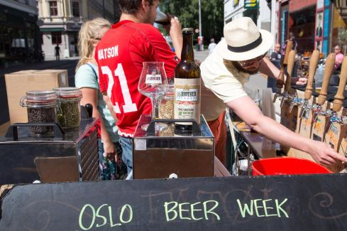 Oslo Beer Week 2014
