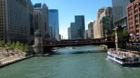 River walk.