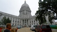 The Capital Building.