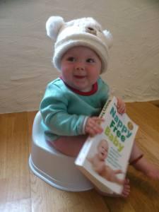 EC Elimination communication baby led potty training