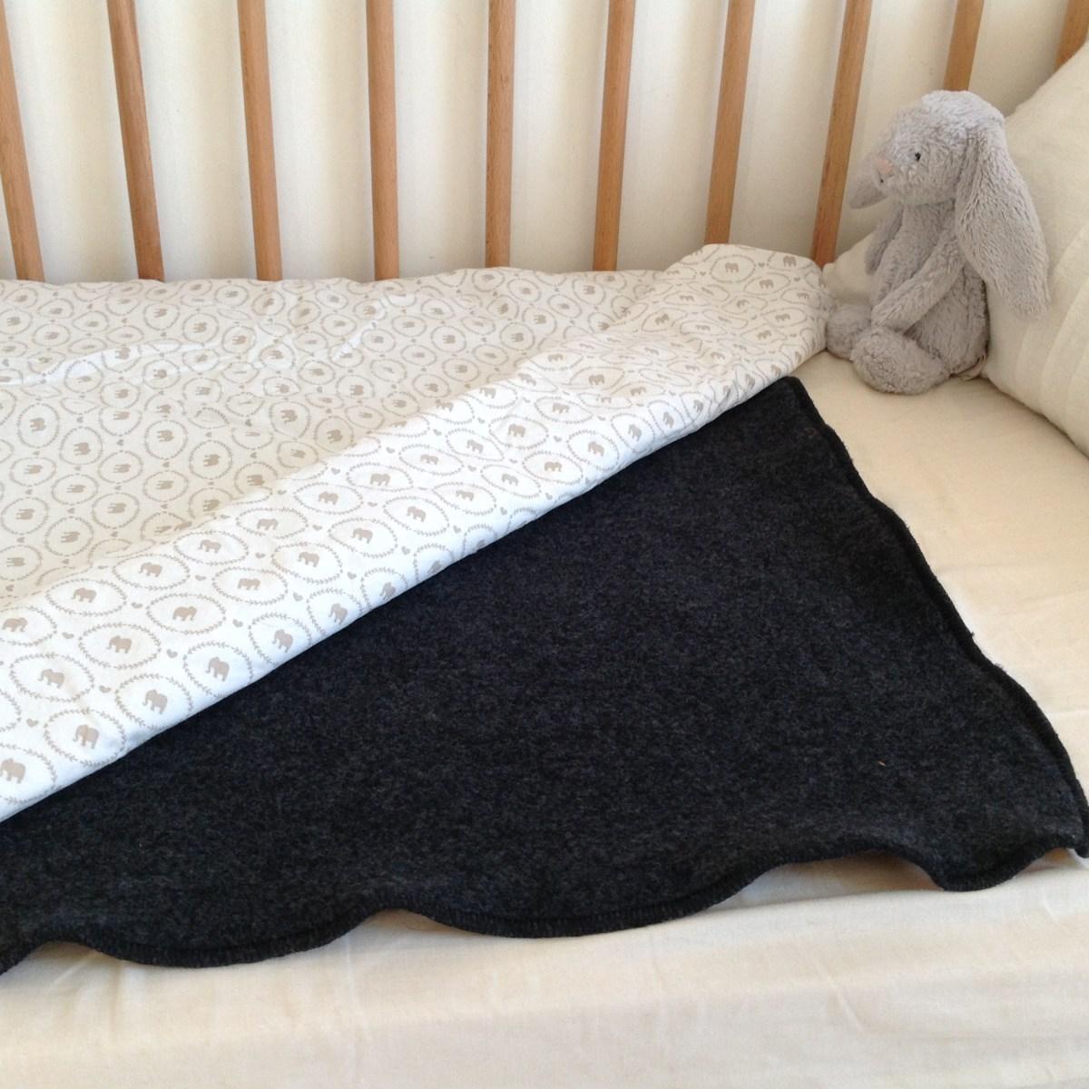 wool mattress protector puddle pad