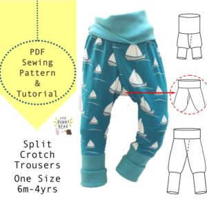 EC sewing pattern