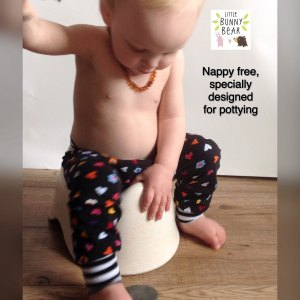 Go Potty clothing and accessories