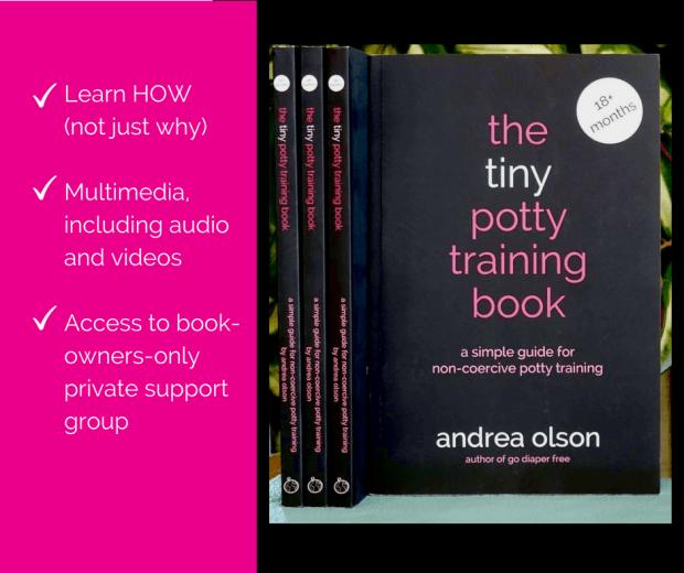 potty training book