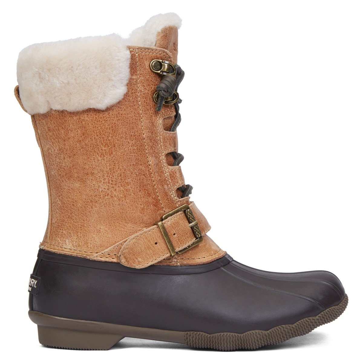 Women S Saltwater Misty Brown Boot