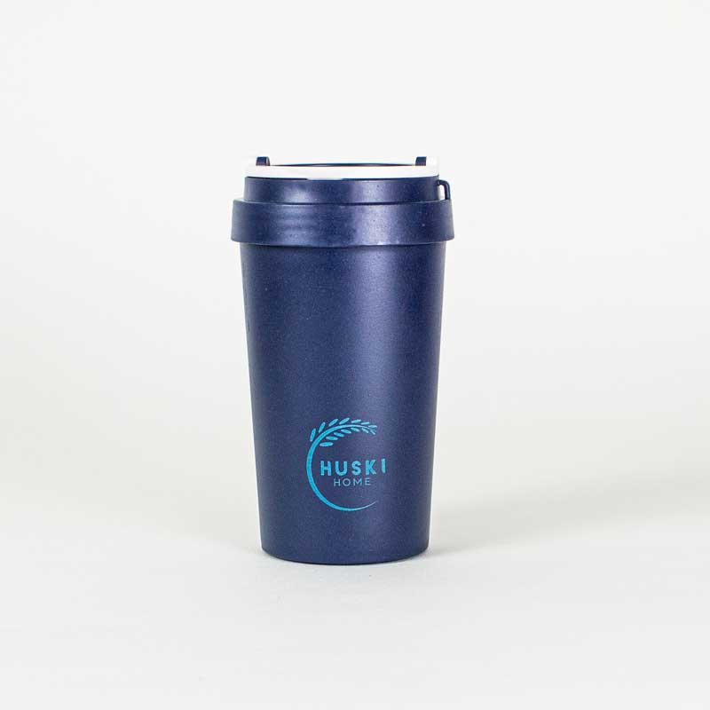 Reusable Coffee Cup. Huski Home Review. Sustainable swaps.