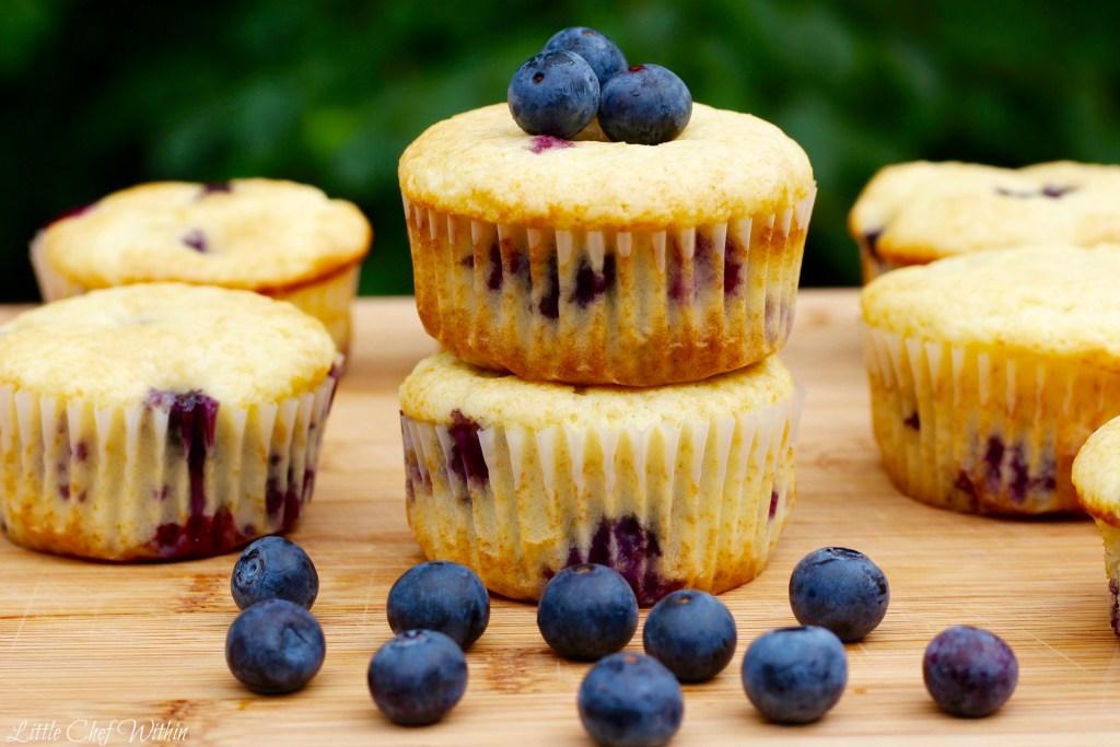 Bluberry Muffin 2