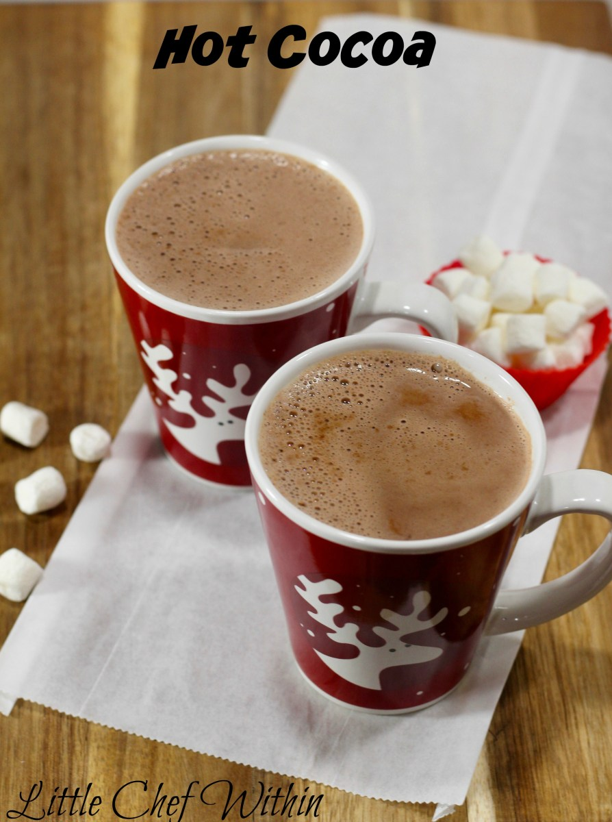 Kids in the Kitchen: Cookbook Adventures- Hot Cocoa Recipe