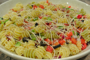 heres a great recipe perfect for a holiday party or for your christmas dinner its made with healthy vegetables and has a wonderful italian flavor