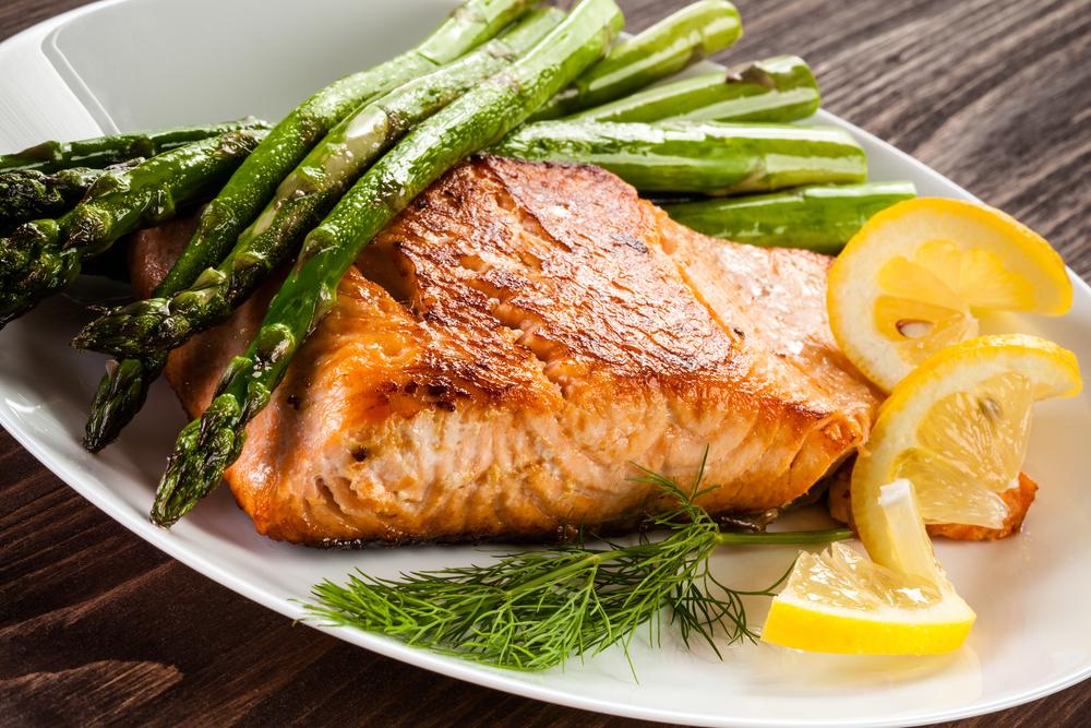 Simple healthy salmon recipe