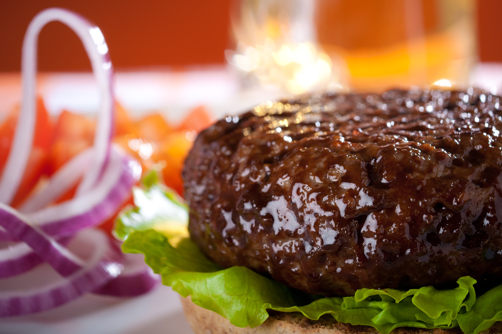 grass fed beef for fat burning body