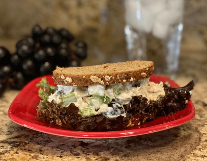 all-time best tuna salad healthy sandwich wraps