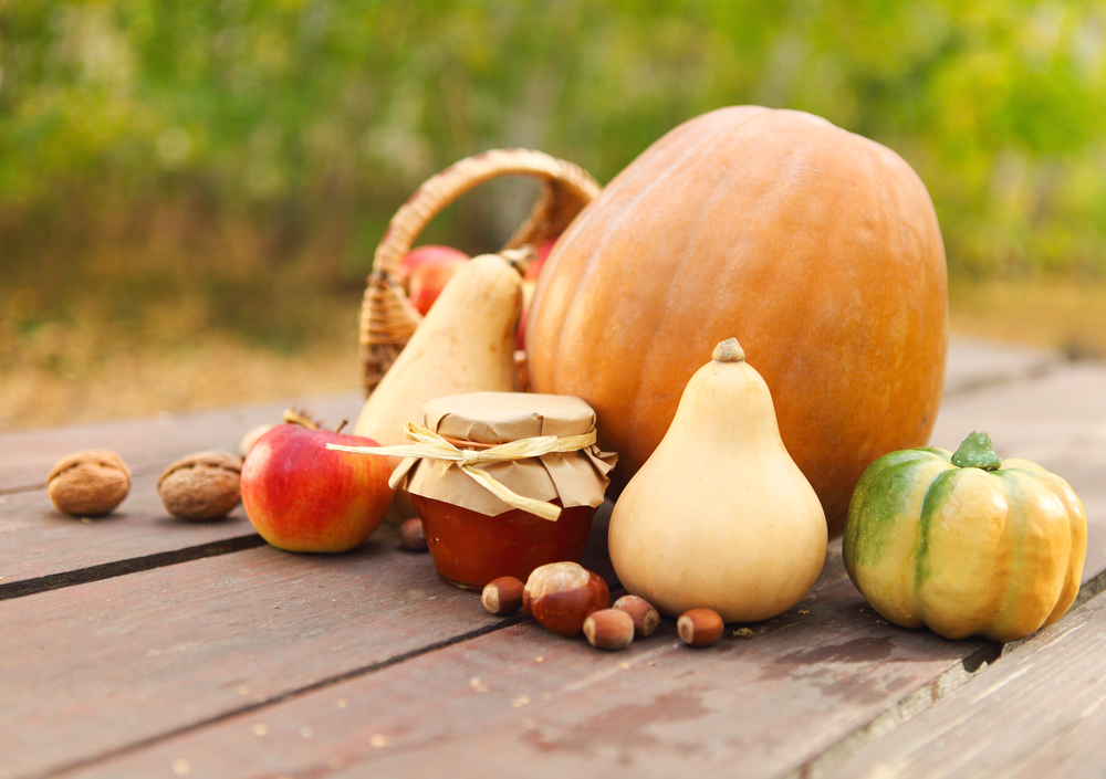 Five Favorite Fall Foods to Promote Weightloss