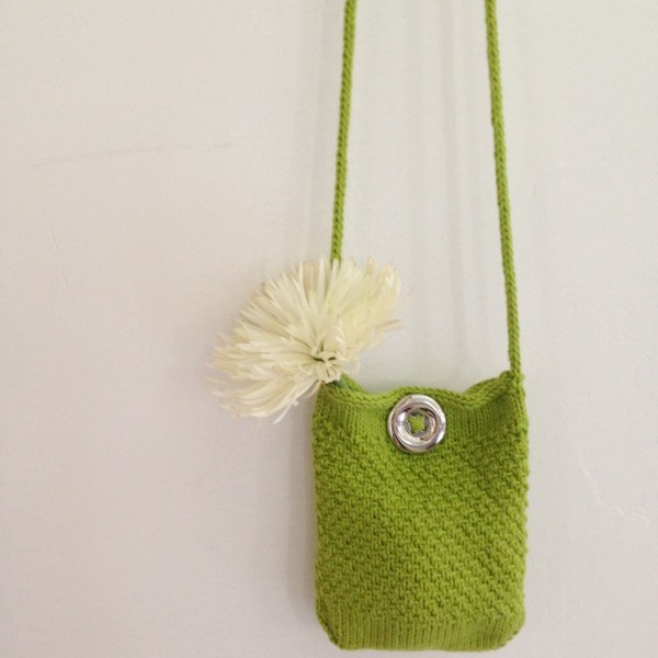 Free Pattern # 10: Bean Sprout Bag