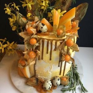Spring Goddess Cake
