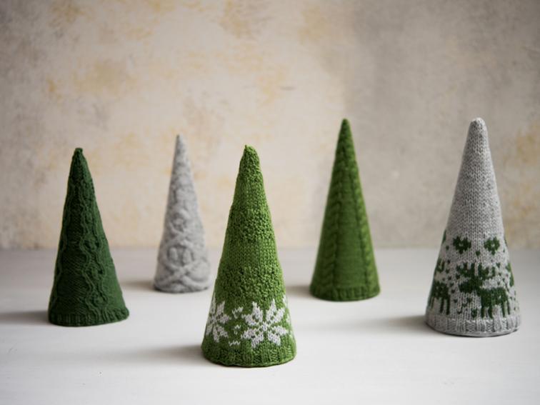 Craftsy Trees