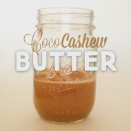 COCO CASHEW BUTTER