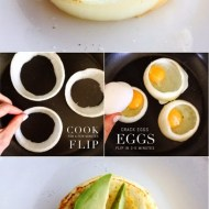 ONION EGG CUPS