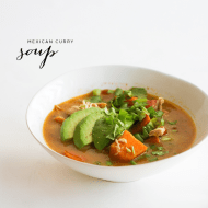 Whole 30 Mexican Curry Soup
