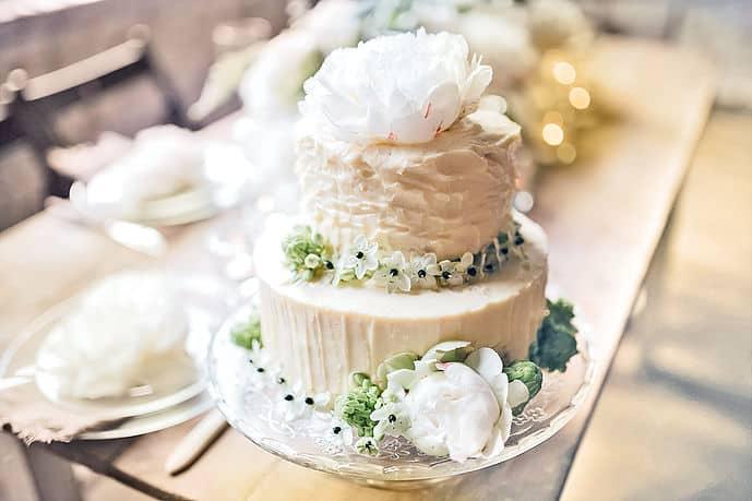 Planning a Wedding in the Bullet Journal Part One: Budget wedding cake   Littlecoffeefox.com