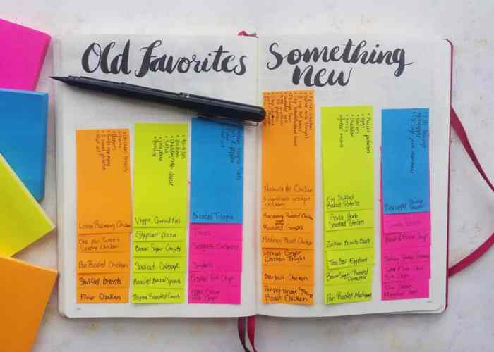 Everyone uses their bullet journal differently, but there is one thing every bullet journal enthusiast must do: experiment! Here are 13 bullet journal spreads that can take your bullet journal to the next level, so give them a try today!