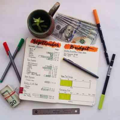 Pen and Paper Financial Planner – Common Sense Money Management