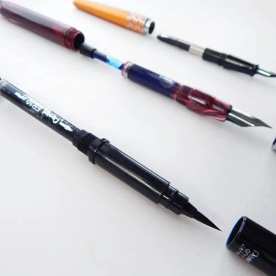 """Can I Take My Fountain Pen on a Plane?"" – Some Stationery Travel Tips"