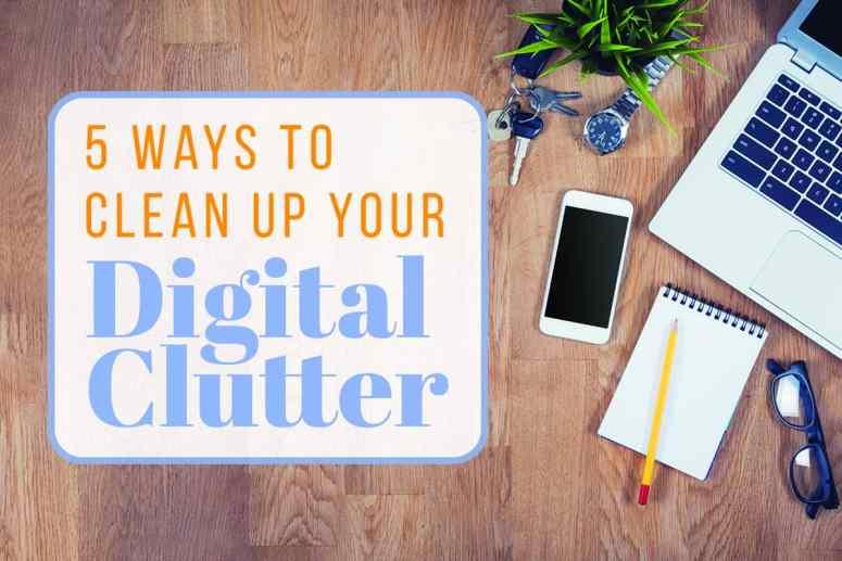 digital clutter