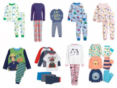 Bright and fun pyjamas designs