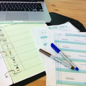 May Planner Sheets