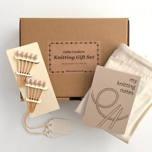 Eco-friendly Knitting Gift Set