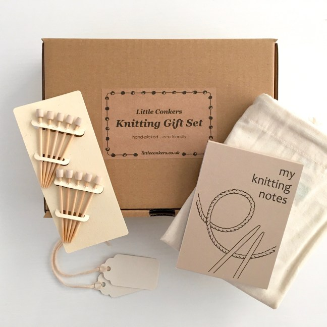 Eco-friendly Crochet Gift Set