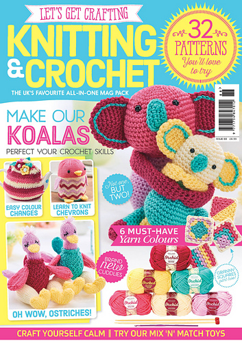 Let's Get Crafting Issue 88