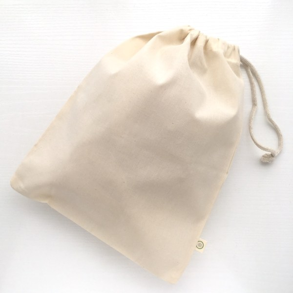 Organic Cotton Yarn Storage Bag