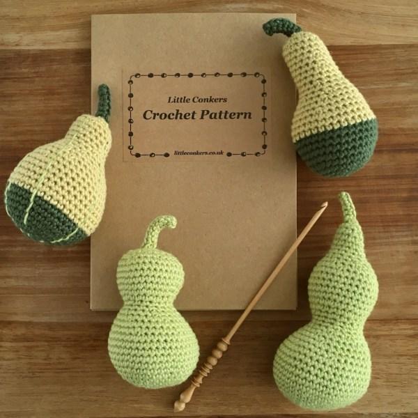 Bottle Gourd Crochet Patterns