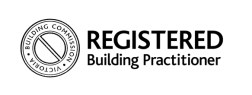 Image result for registered building practitioner logo