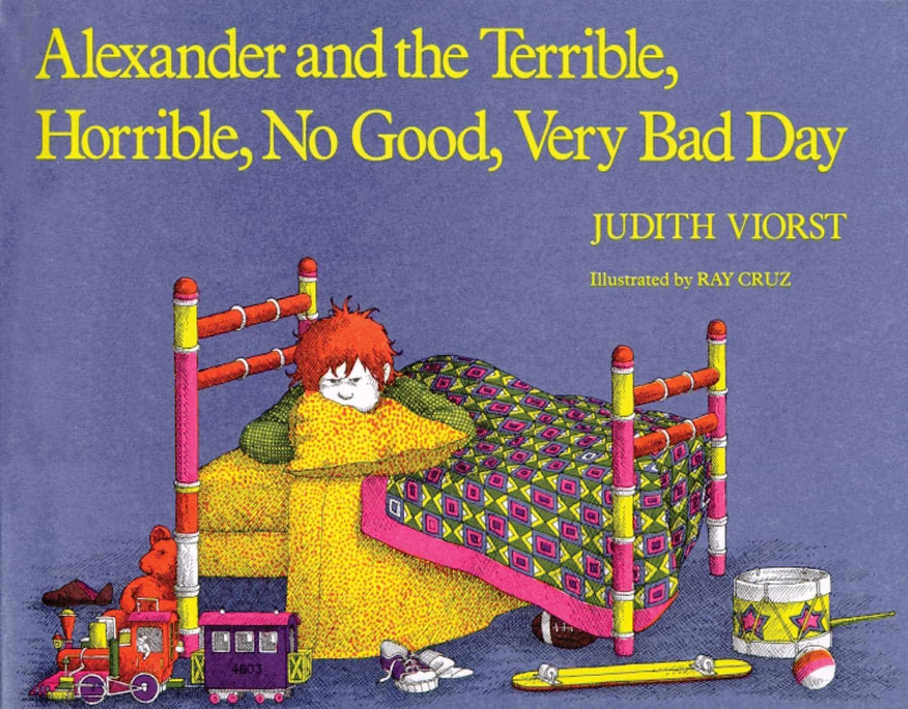 18 Free Alexander And The Terrible Horrible Lesson Plans