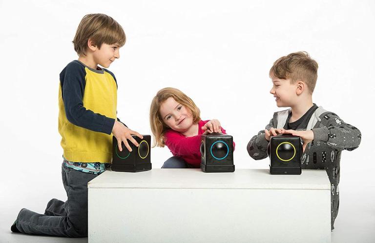 Skoog with kids