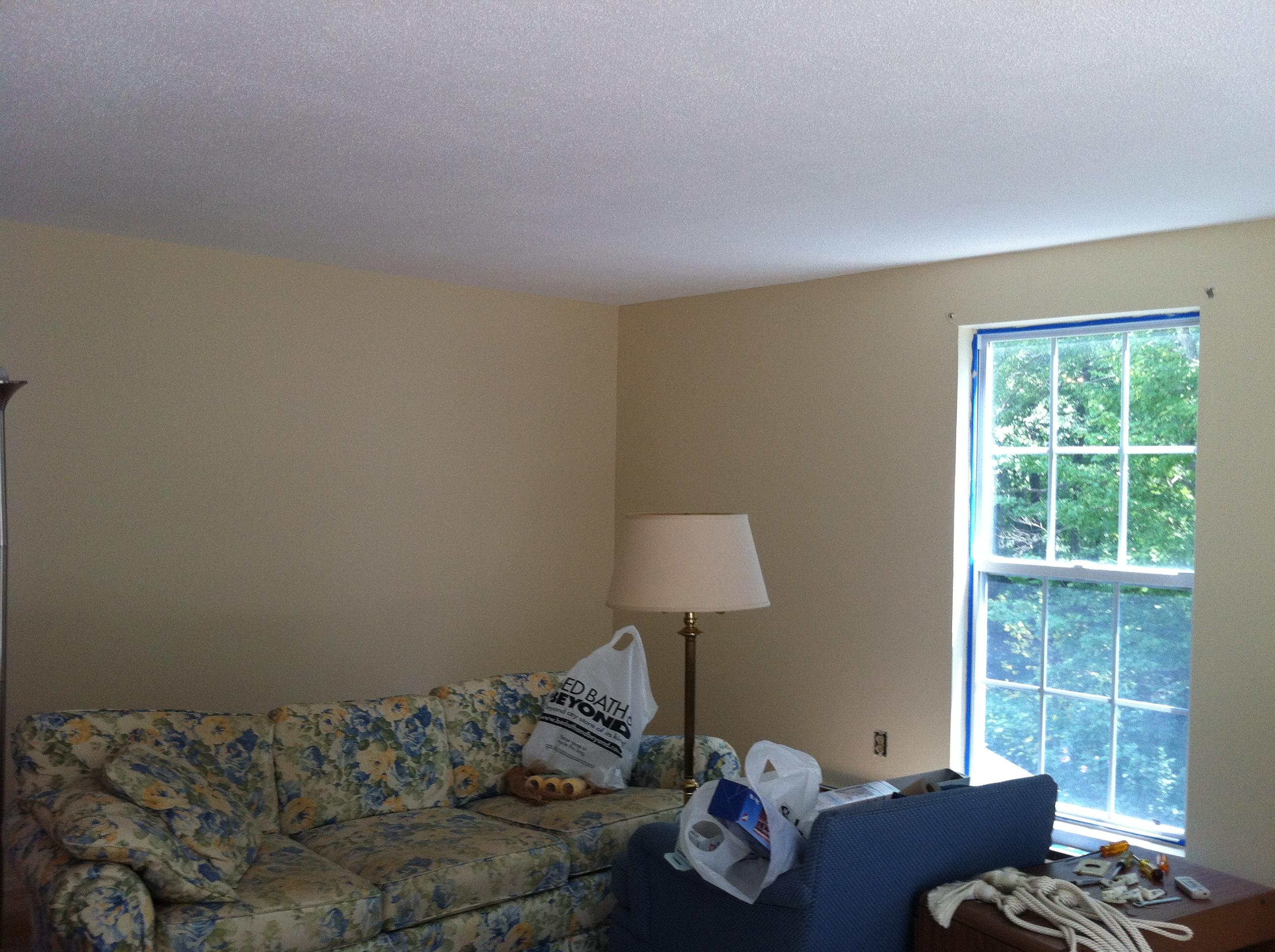 Living Room The Little Corner Condo