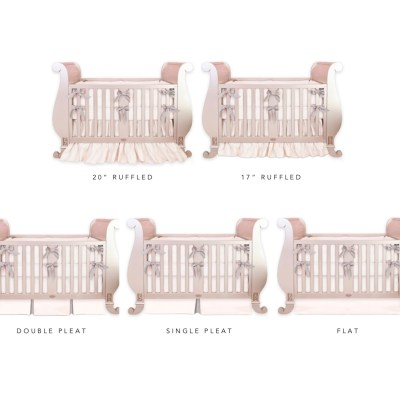 Custom Crib Bedding Styles
