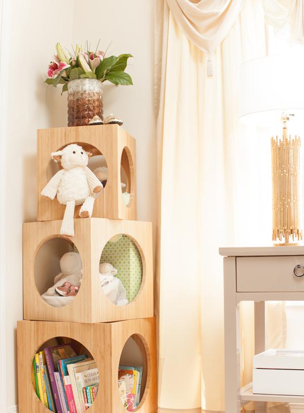 nursery storage solution