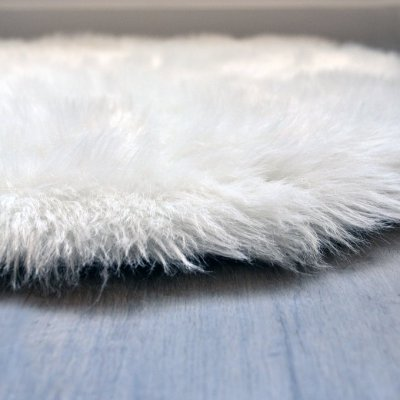 White Cloud Sheepskin Rug